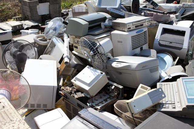 買取品の中古ビジネスフォンの正しい処分方法